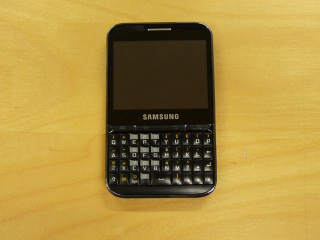 Samsung Galaxy Pro - 1