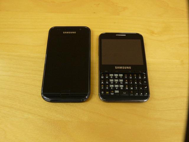 Samsung Galaxy Pro - 7