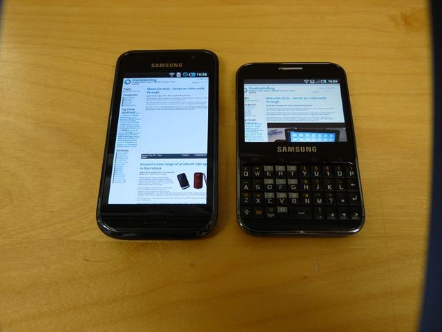 Samsung Galaxy Pro - 8