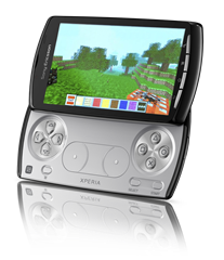 XperiaPLAY_Minecraft