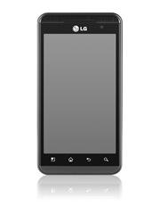 LG Optimus 3D Front
