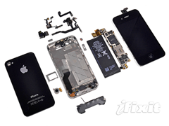 one-mobile-ring-ifixit-iphne4s-teardown